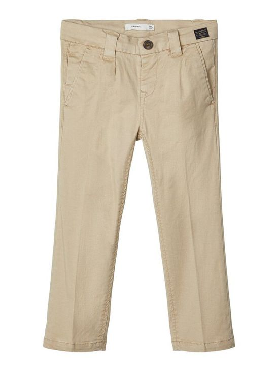 Name It Nmmbarry Twiaticka Chino CD White Pepper