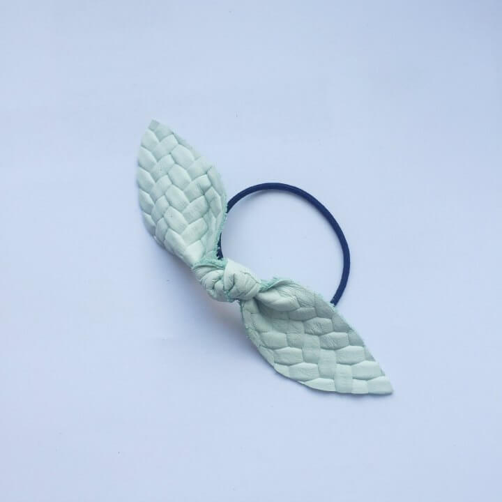 FMAM Hairband Braids Mint