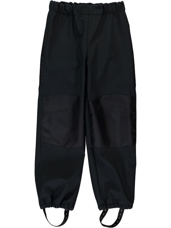 Name It Nitalfa K Softsh Pant Black Black
