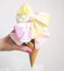 Gipsy Parrot Ice Cream Collection Rusettipinni Strawberry